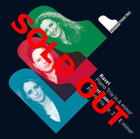 Aquinas Piano Trio CD SOLD OUT