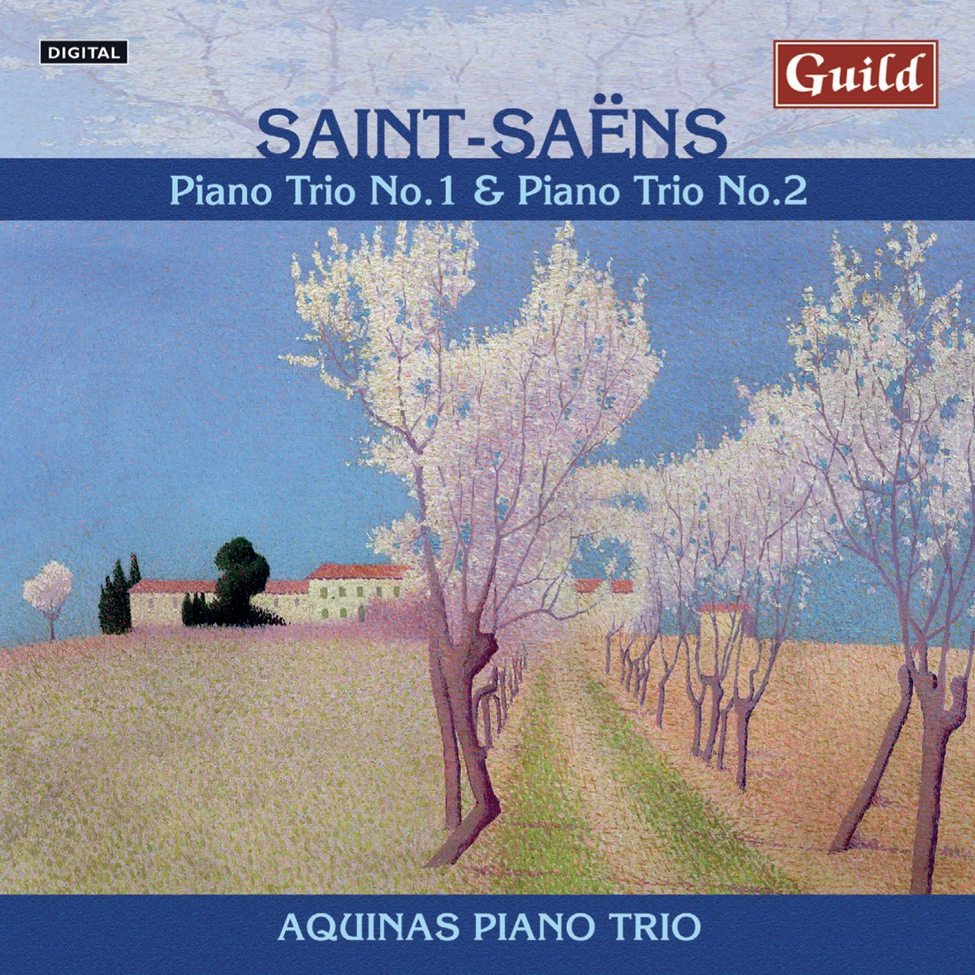 Aquinas Piano Trio CD
